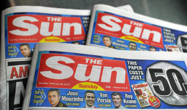 The Sun brings back Page 3